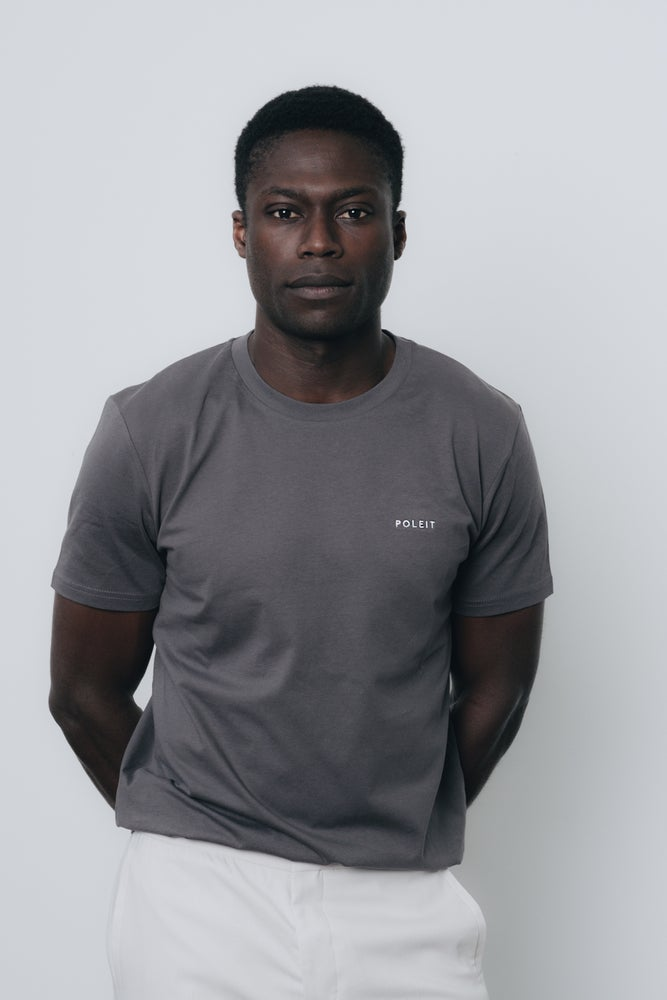 Image of LOGO T-SHIRT EMBROIDERED