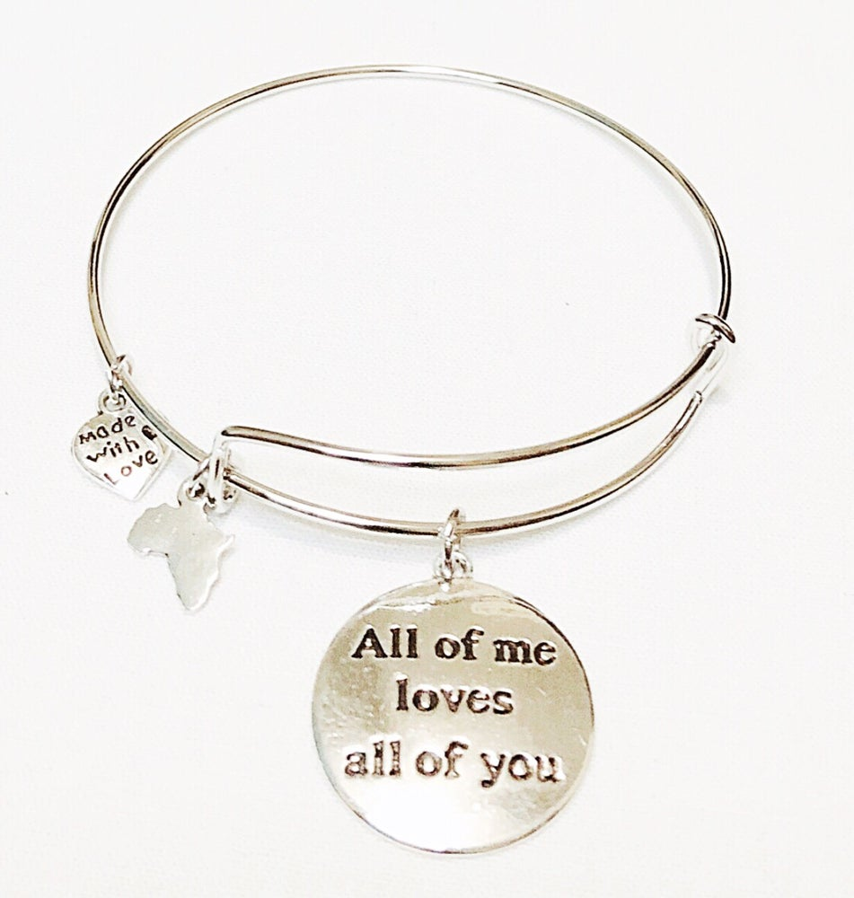 Image of All of Me Bangle