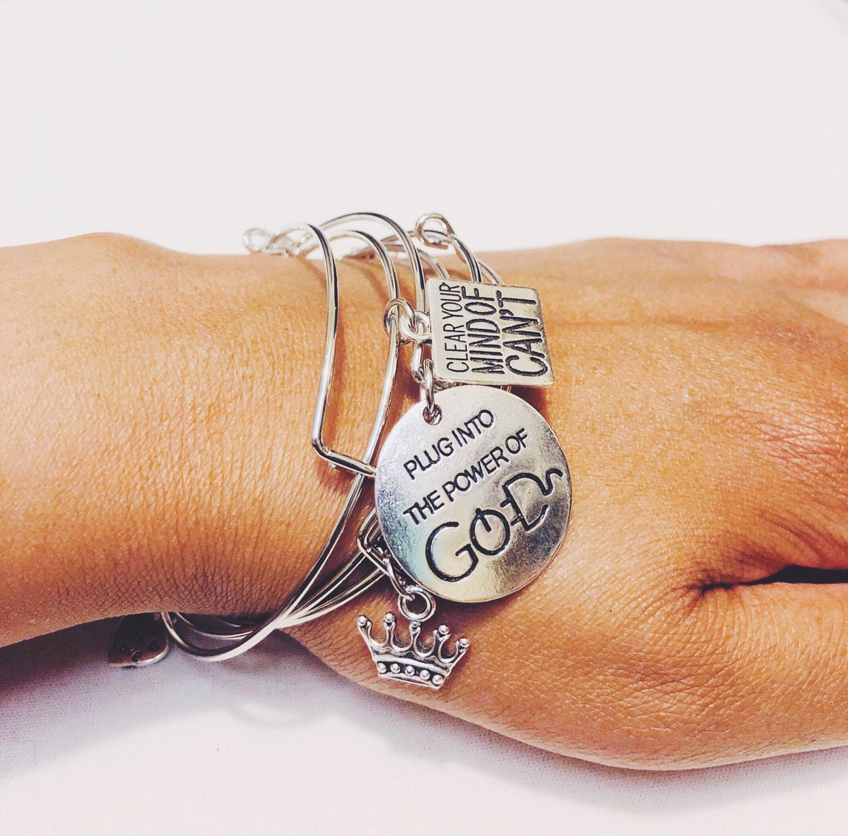 Image of Clear Your Mind Bangle