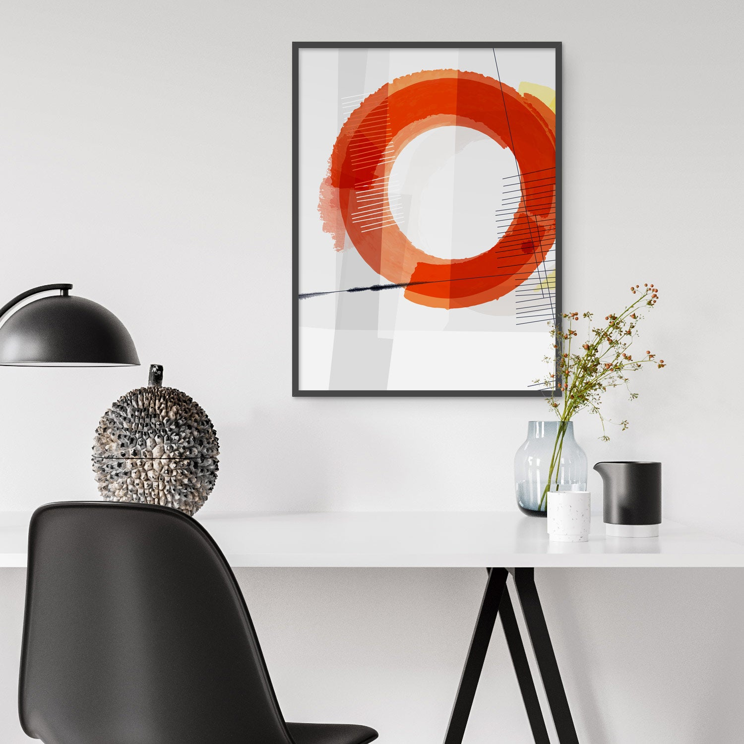 Image of Nucleus No. 3 Art Print