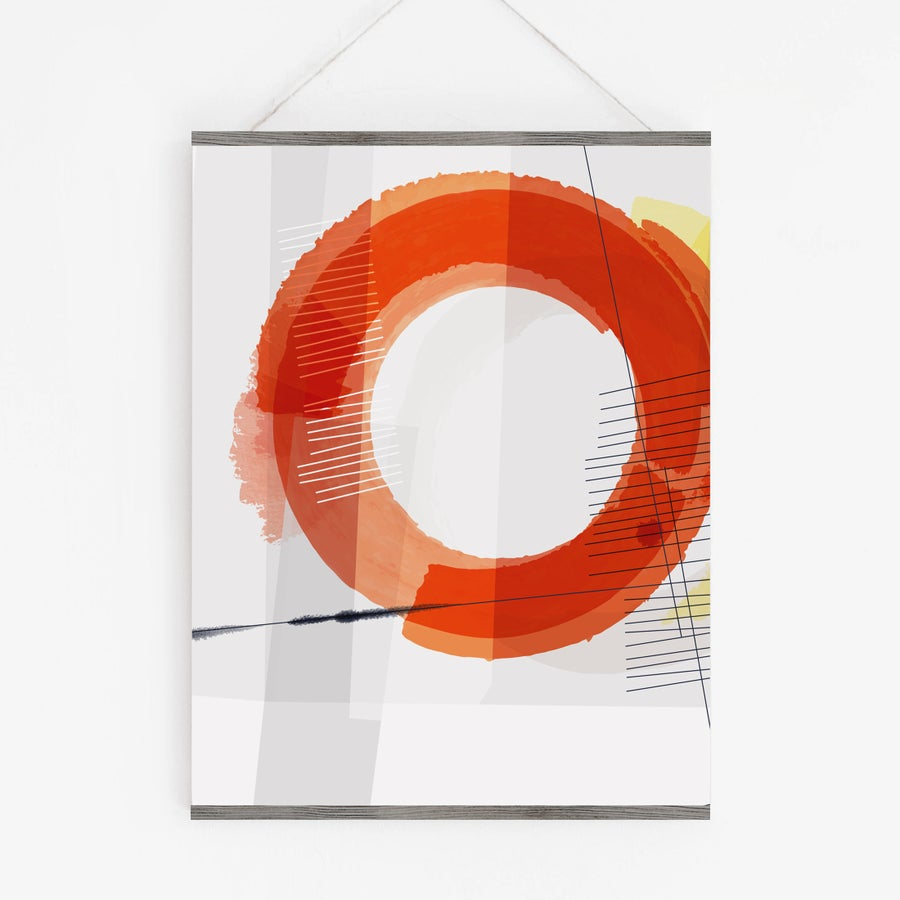 Image of Nucleus No. 3 Art Print