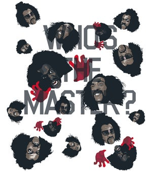Image of WHO'S THE MASTER?