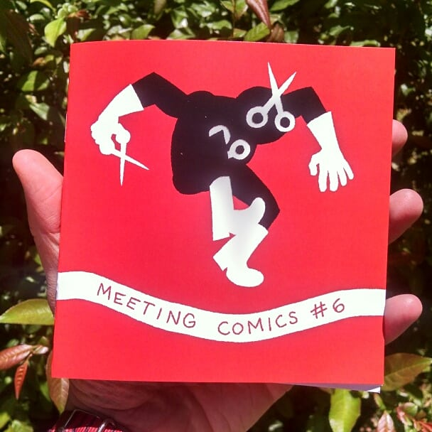 Image of Meeting Comics #6