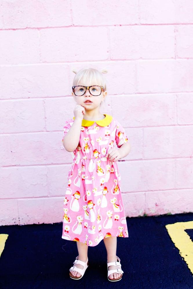 Image of OLIVIA dress girls size 18M to 10