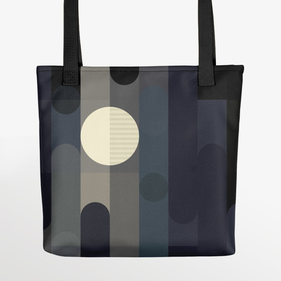 Image of Lunar Elements Tote Bag