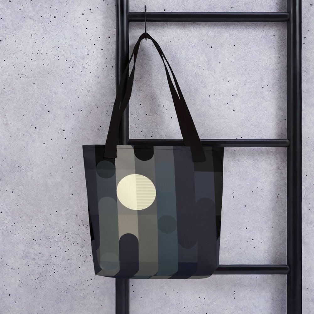 Image of Lunar Elements Tote Bag