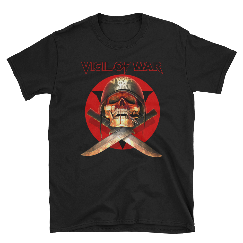Image of WARRIOR-T-Shirt -FREE Shipping to USA and Europe!