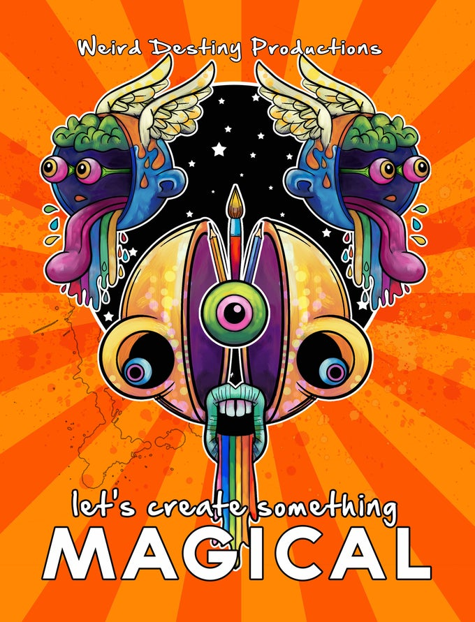 Image of Let's Create Something Magical Vol 1 -  1st Edition