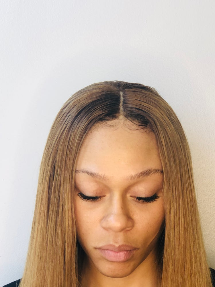 Image of HD Transparent Lace Closures