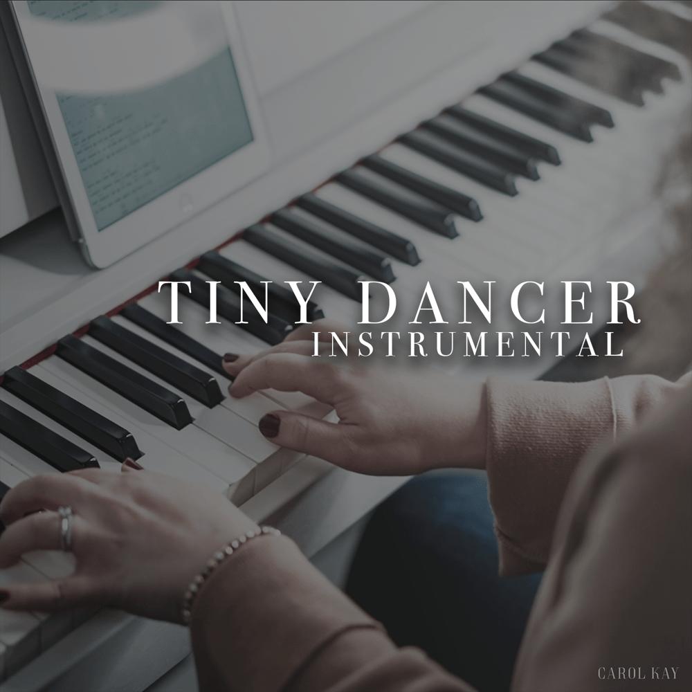 Image of Tiny Dancer - Elton John (Carol Kay Cover) - Instrumental Backing Tracks