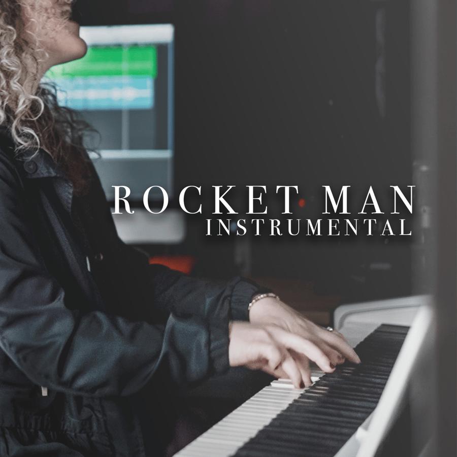 Image of Rocket Man - Elton John (Carol Kay Cover) - Instrumental Backing Tracks