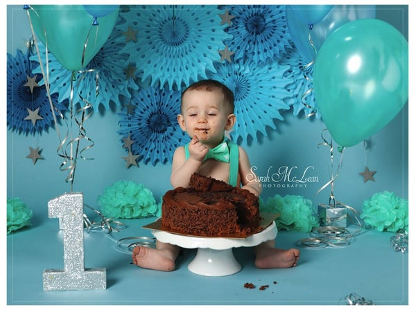 Image of Cake Smash Booking Retainer Only - £ 99