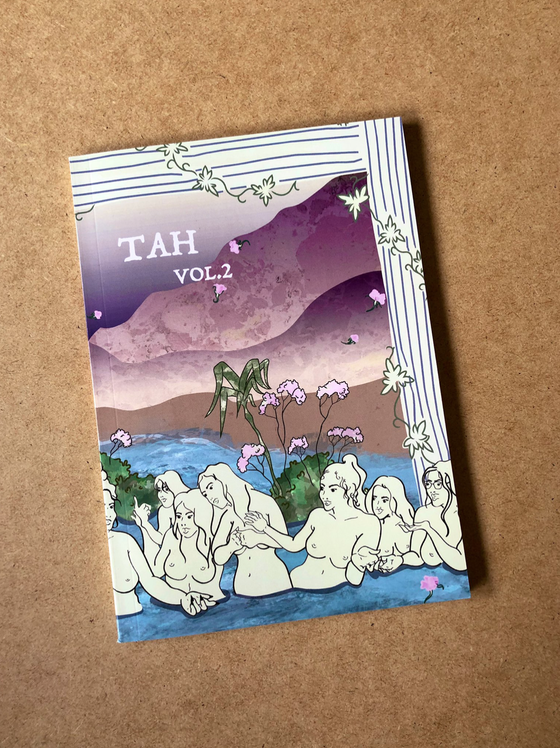 Image of TAH VOL.2 - Limited copies available
