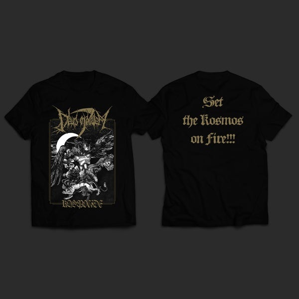 Image of DEUS MORTEM - 'Kosmocide' men's t-shirt