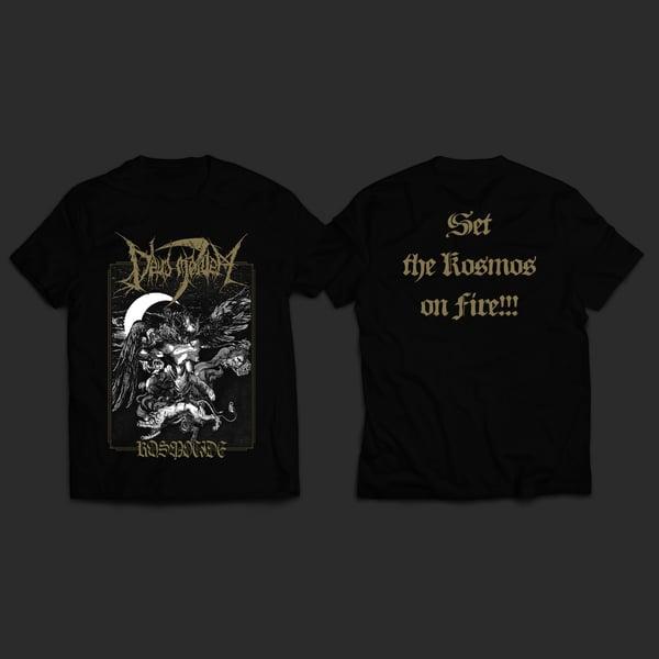 Image of DEUS MORTEM - 'Kosmocide' men's t-shirt