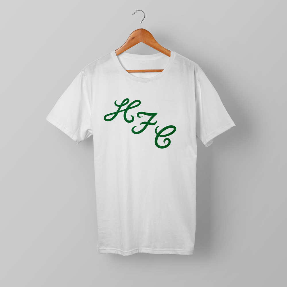 Image of HFC 1972 T-Shirt – White
