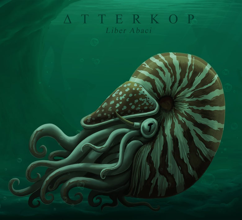 Image of LIBER ABACI - ATTERKOP CD