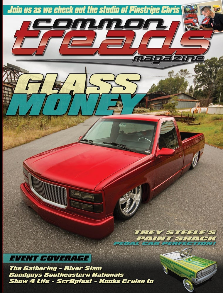 Image of Common Treads Magazine Issue 26
