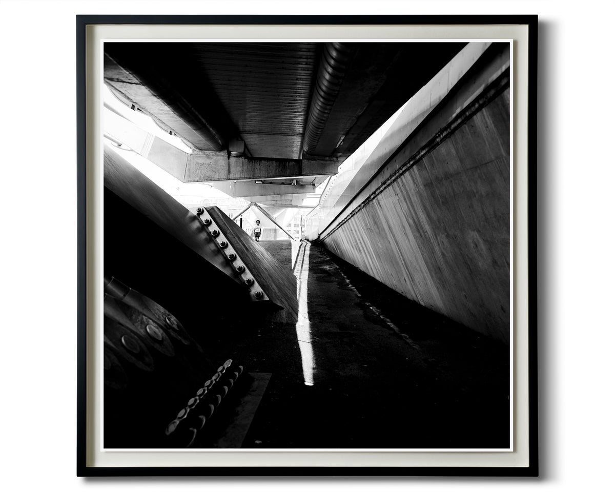 Image of City, Untitled 1 (30x30in limited edition)