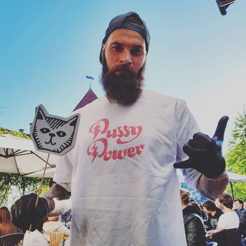 Image of Pussy Power T-shirt