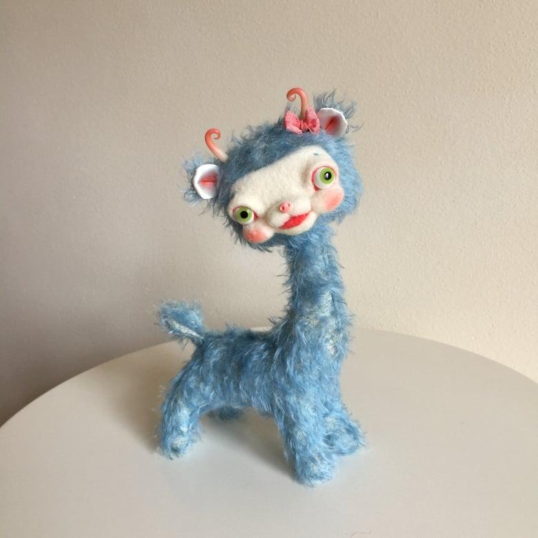 Image of Delia the Mini Yak