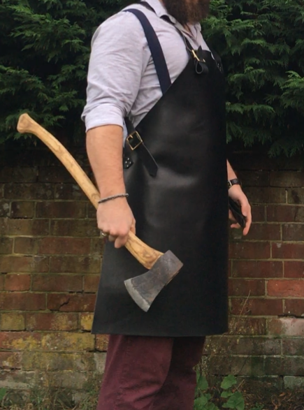 Image of Heavy Duty Blacksmiths Apron