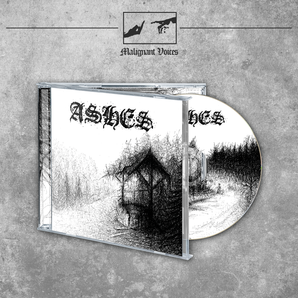 Image of ASHES - 'Ashes' CD