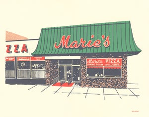 Image of Marie's Pizza