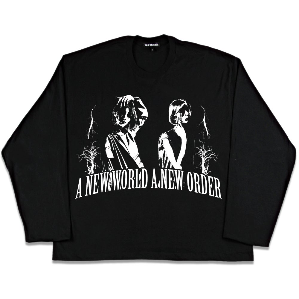 Image of A New World Order Longsleeve