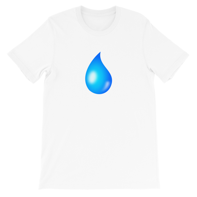 Image of Super Drip  T-Shirt (Drip drop)