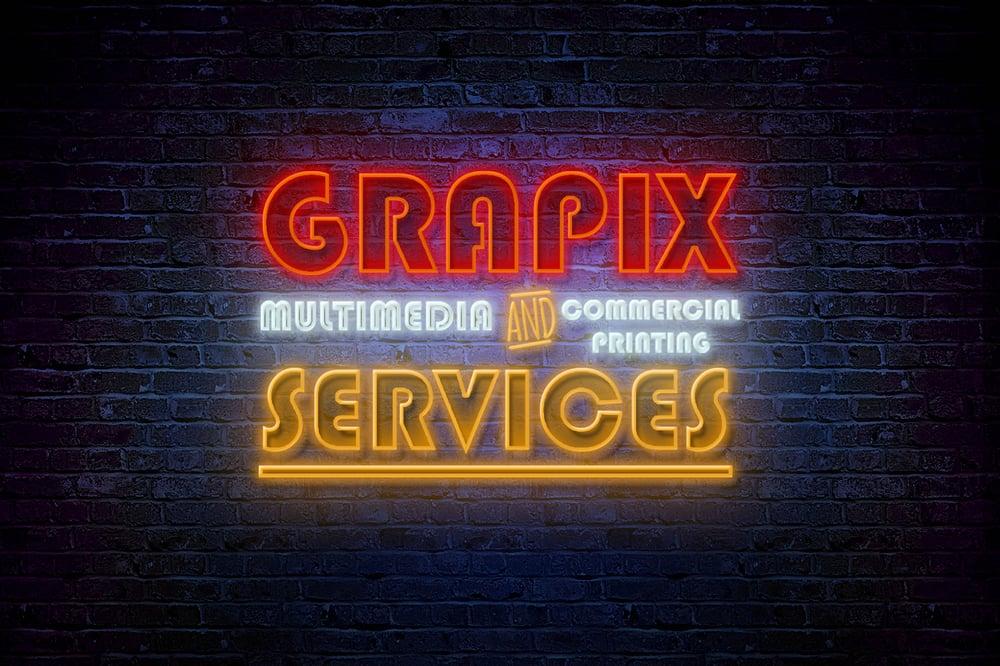 Image of Custom Neon Light Logo Designs