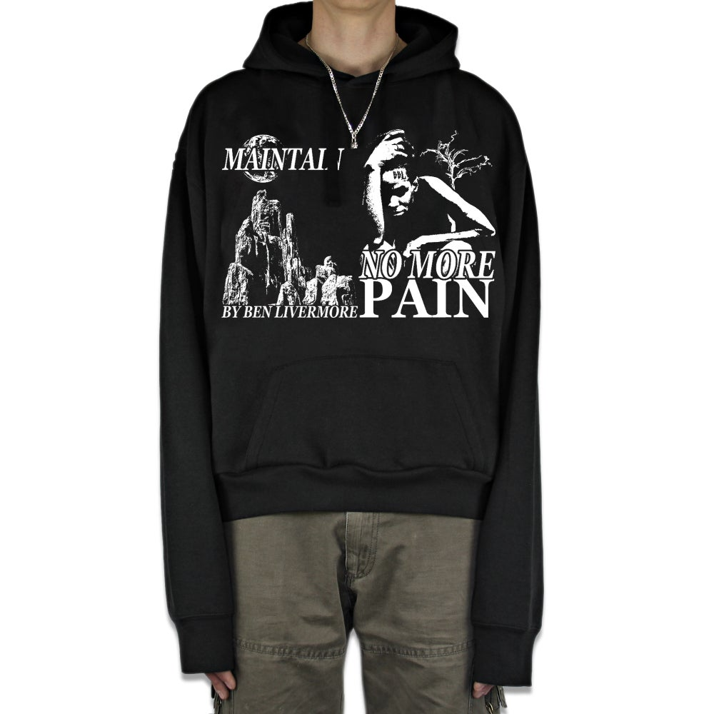 Image of No More Pain Hoodie