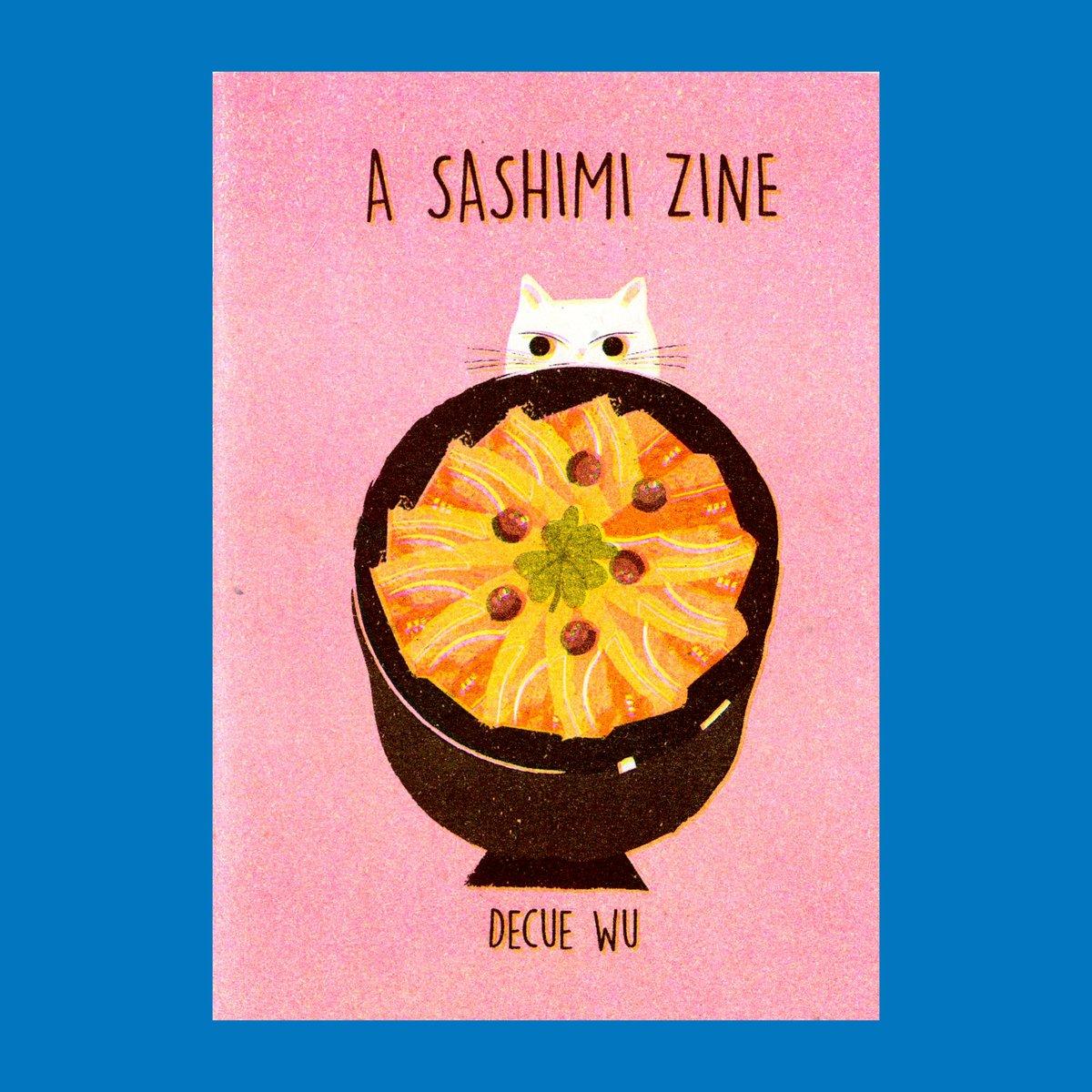 Image of A Sashimi Zine