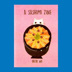 A Sashimi Zine
