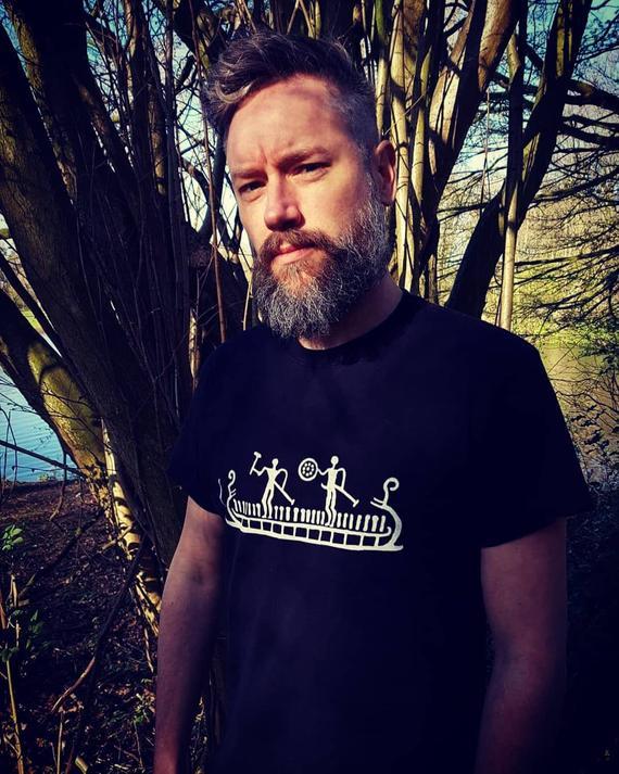 Nordic Rock Art T-shirt