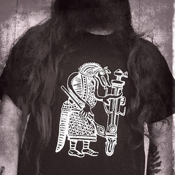 Wolf Warrior T-shirt