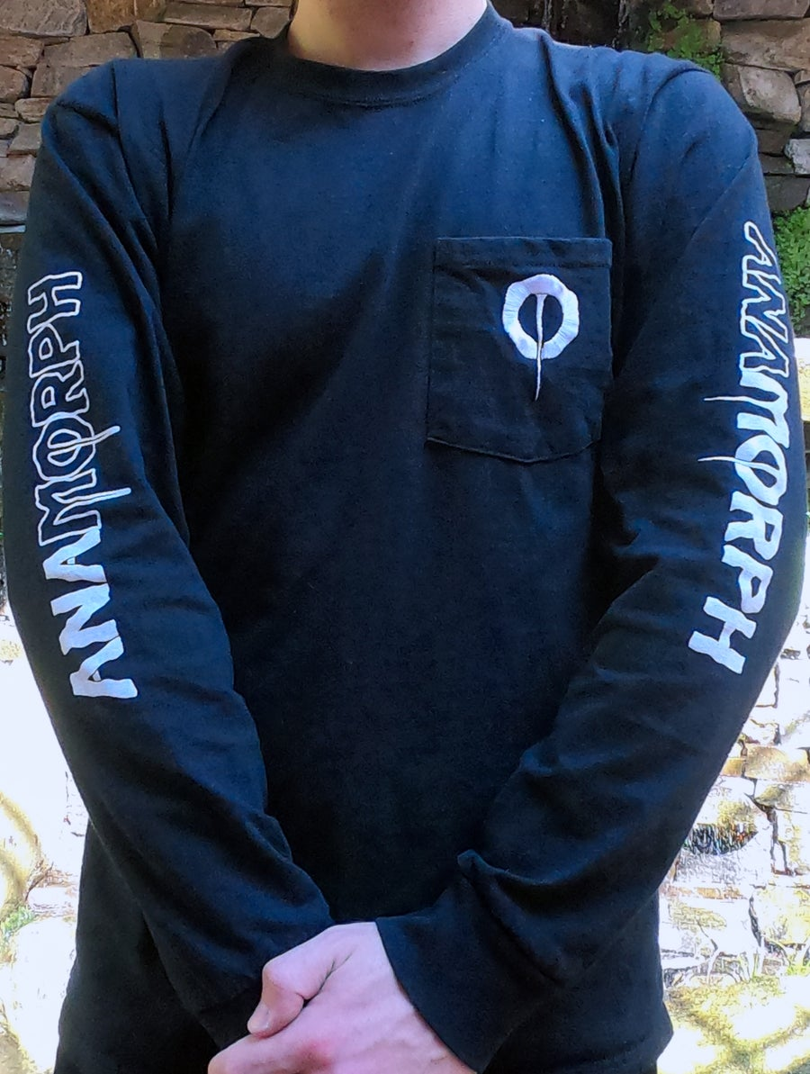 Image of (a)Symmetry Long-Sleeve with Pocket