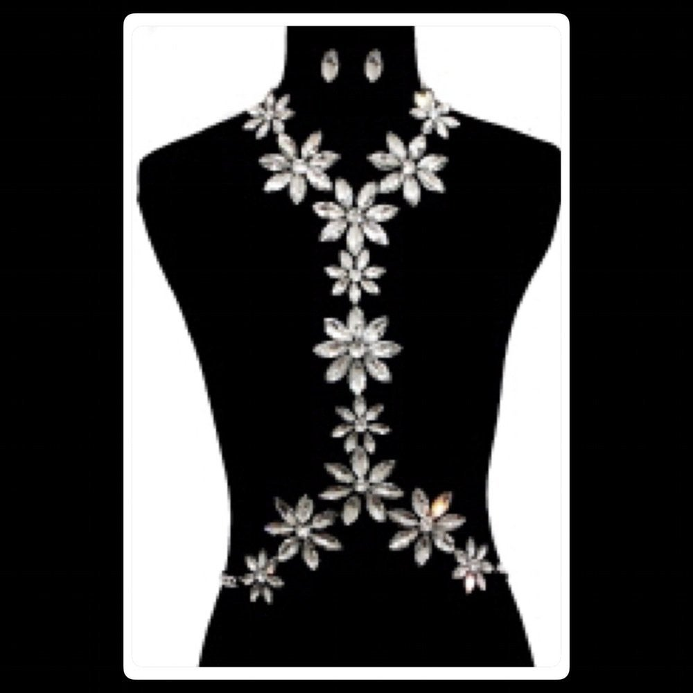 Image of Daisy Jeweled Set
