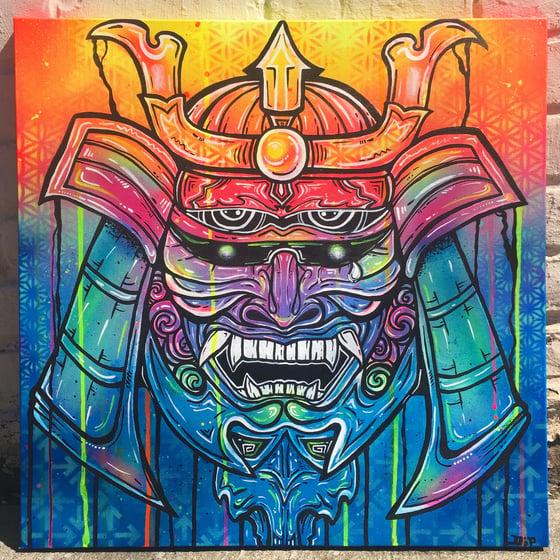 Image of Sacred Samurai