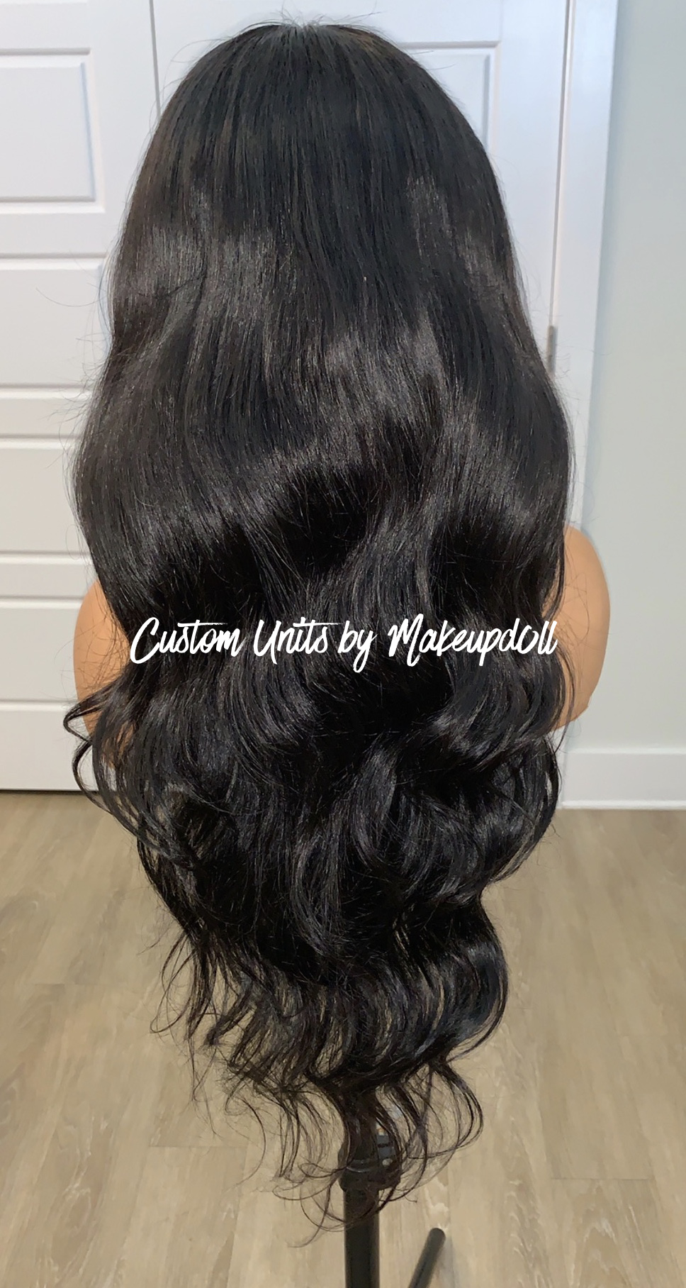 "Image of Brazilian Body Wave 28"" Lace Frontal Wig!"