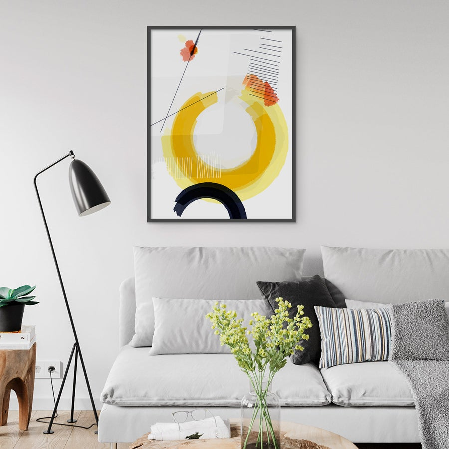 Image of Nucleus No. 2 Art Print