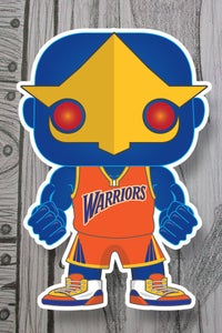 Image of OG Thunder 3-in sticker