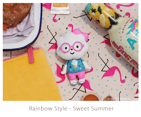 Image of Rainbow Style - Sweet Summer