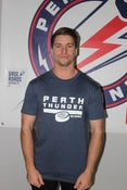 Image of Perth Thunder Blue Tee
