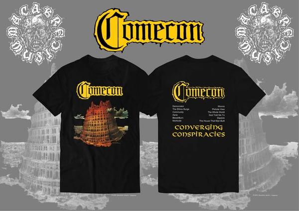 Image of PRE ORDER COMECON : CONVERGING CONSPIRACIES