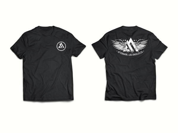Image of AFTERDARK LOS ANGELES LIMITED EDITION SHIRT
