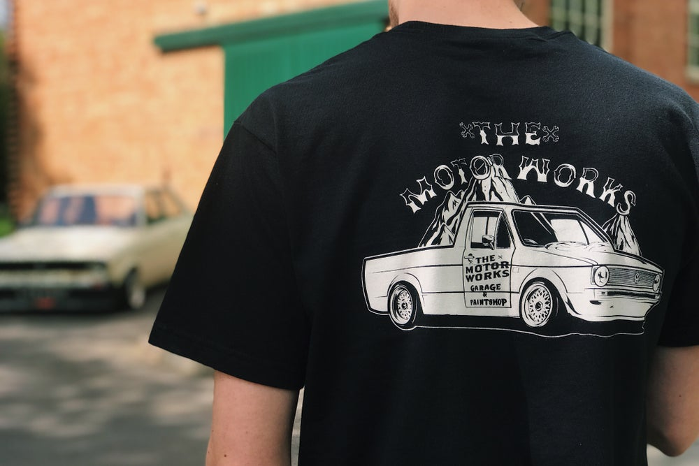 Image of THE MOTORWORKS CADDY TEE