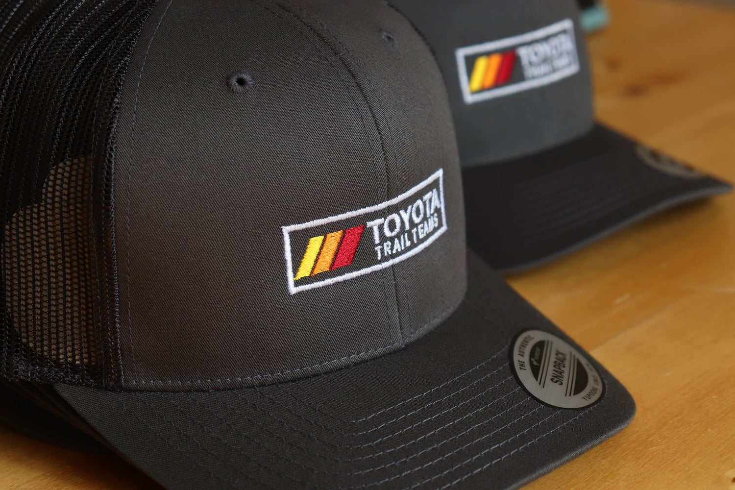 Image of Trail Teams Snapback