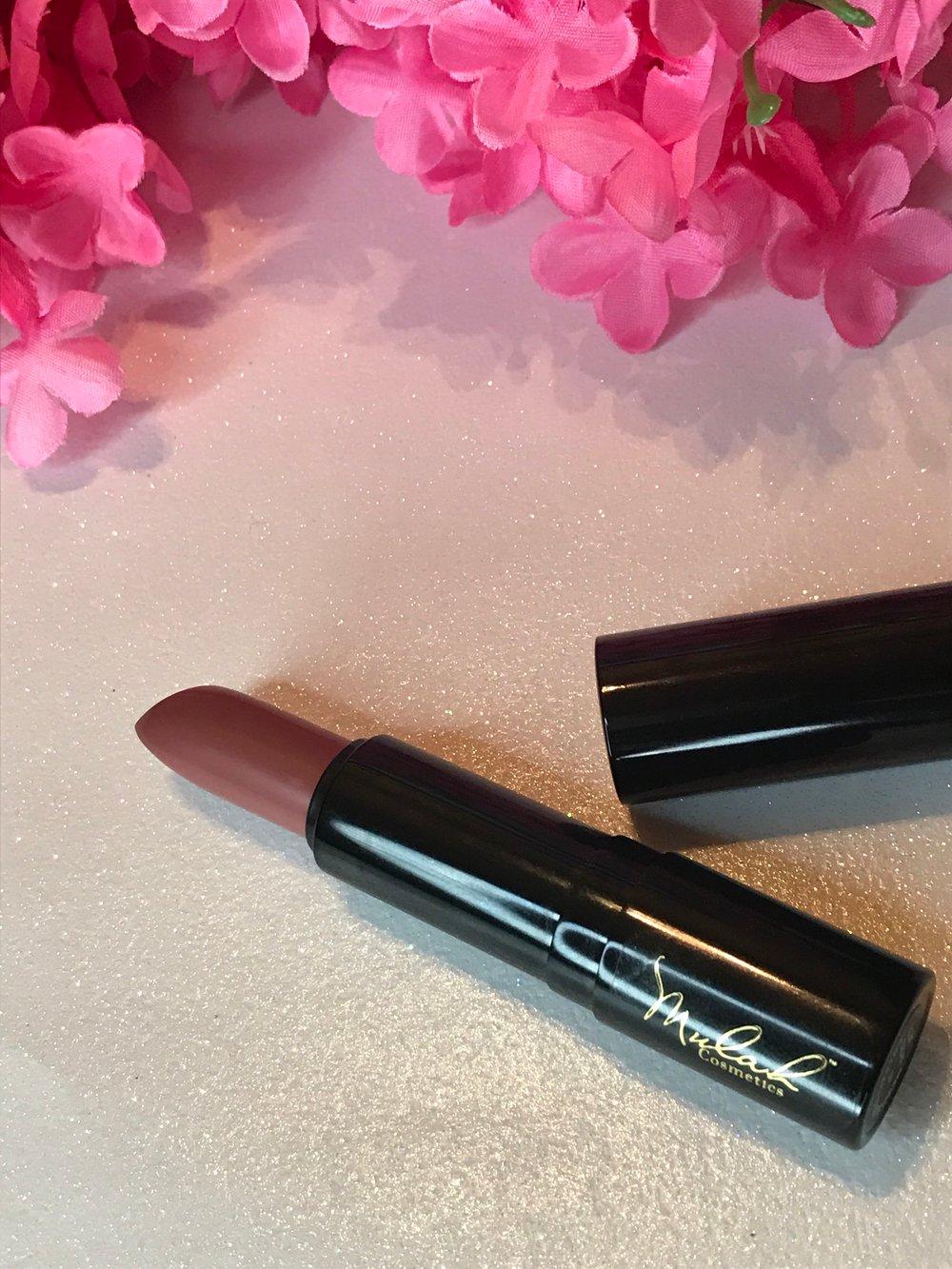 Mocha Latte - Luxury Velvet  Matte Lip Color