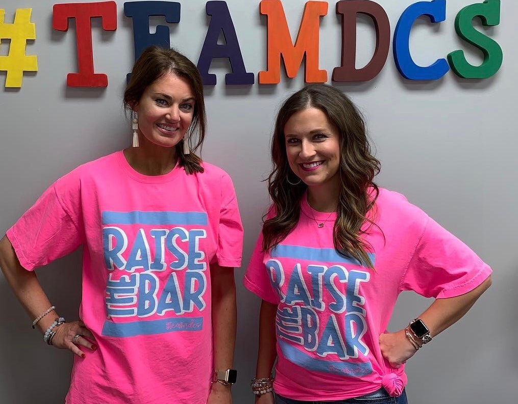 Image of Raise the Bar - Short Sleeve NEON PINK